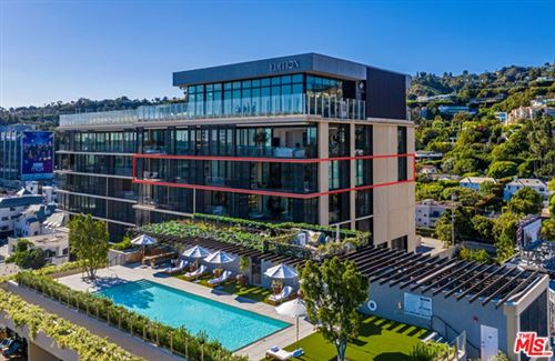 Photo of 9040 W Sunset Boulevard #1203, West Hollywood, CA 90069 (MLS # 21682270)
