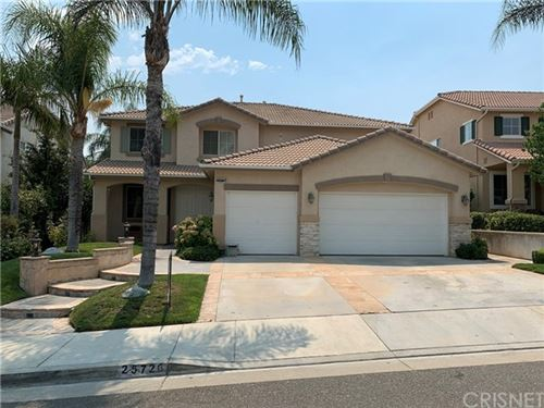 Photo of 25726 Hood Way, Stevenson Ranch, CA 91381 (MLS # SR20166270)