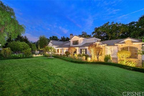 Photo of 24504 Long Valley Road, Hidden Hills, CA 91302 (MLS # SR21043270)