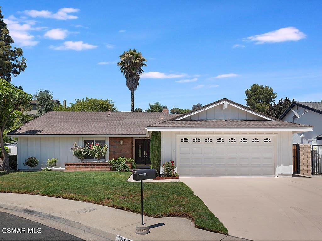 1669 Woodside Drive, Thousand Oaks, CA 91362 - MLS#: 221004270