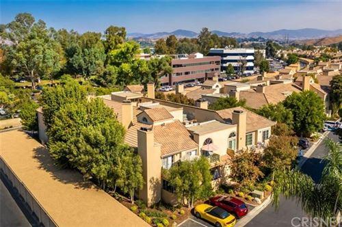 Photo of 23807 Del Monte Drive #127, Valencia, CA 91355 (MLS # SR20201271)
