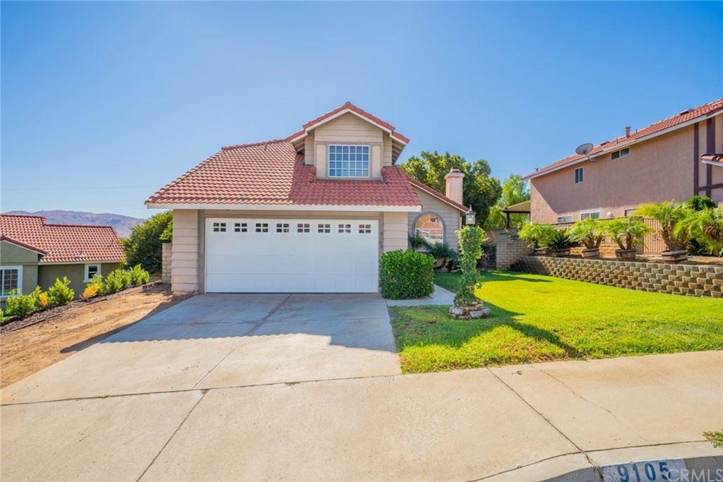 9105 Fallbrook Canyon Drive, Corona, CA 92883 - MLS#: IG21219271