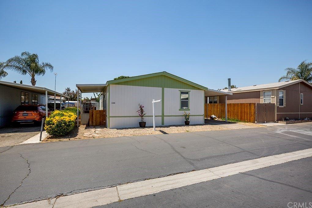 25350 Santiago Drive #144, Moreno Valley, CA 92551 - MLS#: IV21114271