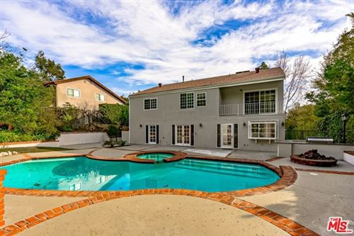 Photo of 9705 MOORGATE Road, Beverly Hills, CA 90210 (MLS # 20580272)