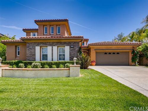 Photo of 26836 Boulder Crest Drive, Valencia, CA 91381 (MLS # OC21098272)