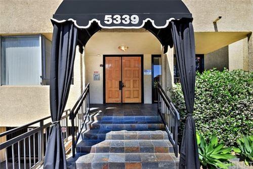 Photo of 5339 Newcastle Avenue #302, Encino, CA 91316 (MLS # SR20104272)