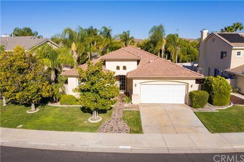 Photo of 29474 Desert Terrace Drive, Menifee, CA 92584 (MLS # SW20163272)