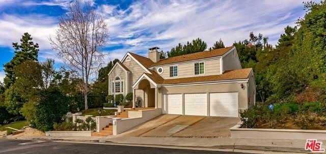 Photo of 9705 MOORGATE Road, Beverly Hills, CA 90210 (MLS # 20580272)