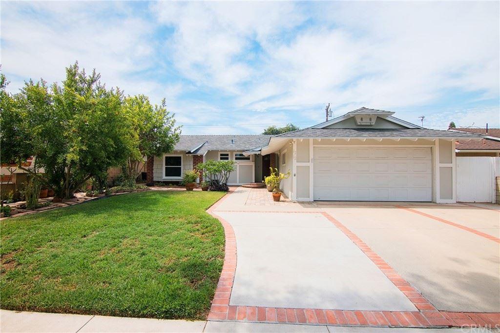 1712 W Park Lane, Santa Ana, CA 92706 - MLS#: PW21143272