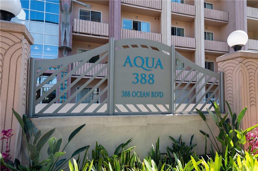 388 E Ocean Boulevard #206, Long Beach, CA 90802 - MLS#: PW21162272