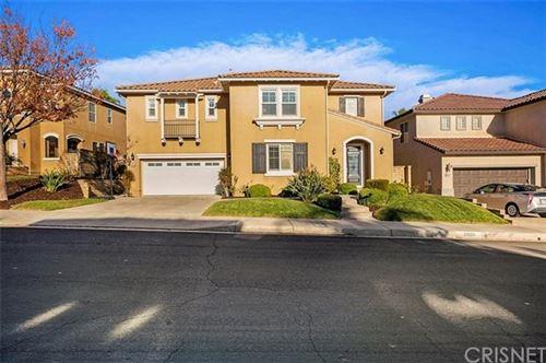 Photo of 29120 Valley Oak Place, Saugus, CA 91390 (MLS # SR20245273)
