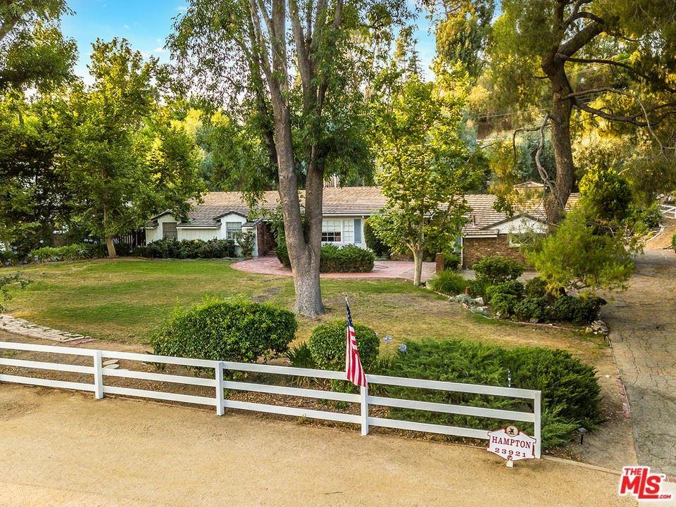 23921 Long Valley Road, Hidden Hills, CA 91302 - MLS#: 21759274