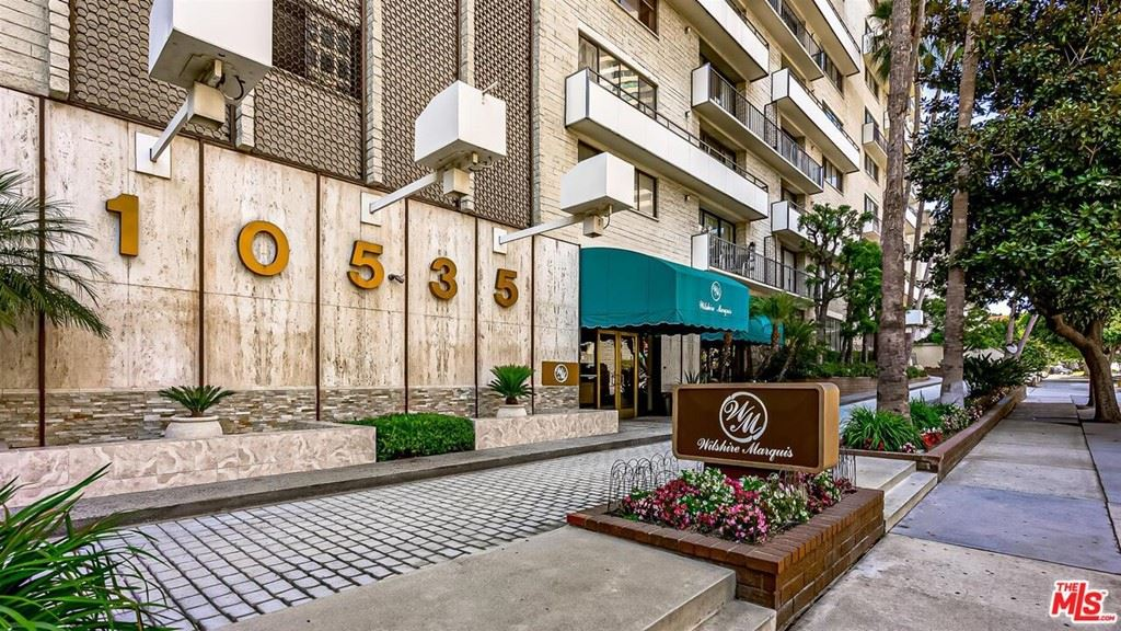 10535 Wilshire Boulevard #1808, Los Angeles, CA 90024 - MLS#: 21760274