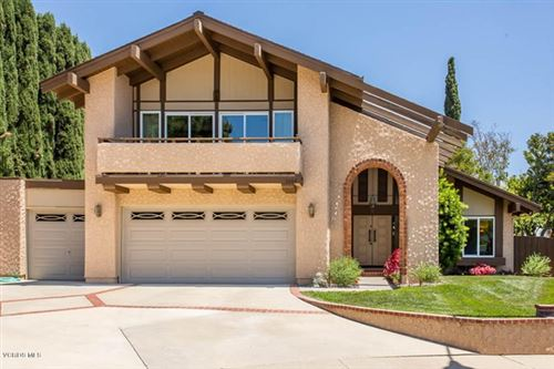 Photo of 3084 Frontier Avenue, Thousand Oaks, CA 91360 (MLS # 220007275)