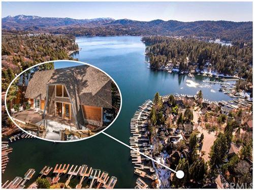 Photo of 27565 W Shore Road, Lake Arrowhead, CA 92352 (MLS # EV20012275)