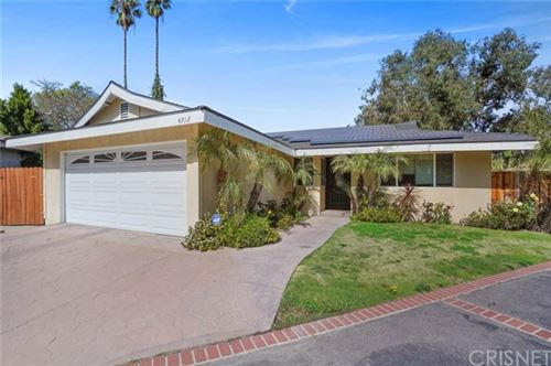 Photo of 4712 Teesdale Avenue, Studio City, CA 91604 (MLS # SR20034275)