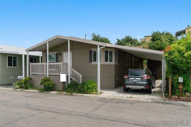 13217 Aurora Drive #73, El Cajon, CA 92021 - #: 200020275
