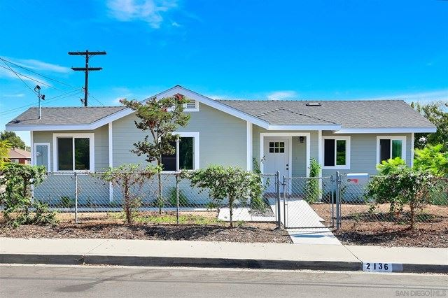 2136 22nd, National City, CA 91950 - MLS#: 200053275