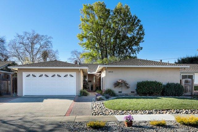 4854 Blue Ridge Drive, San Jose, CA 95129 - #: ML81831275