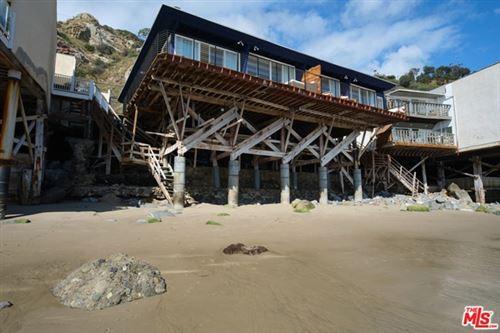 Photo of 20650 Pacific coast, Malibu, CA 90265 (MLS # 21688276)