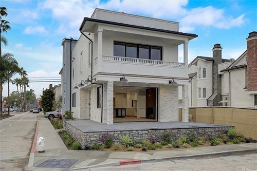 Photo of 201 Opal Avenue, Newport Beach, CA 92662 (MLS # OC21126276)