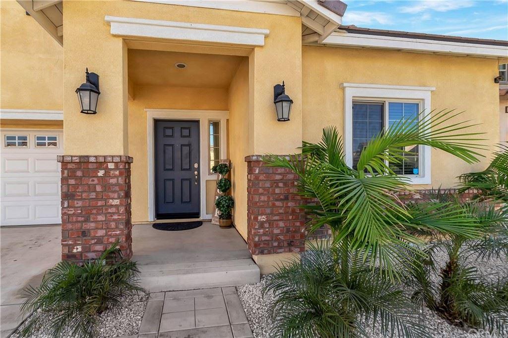 16723 Kalmia Lane, Fontana, CA 92336 - MLS#: CV21223276