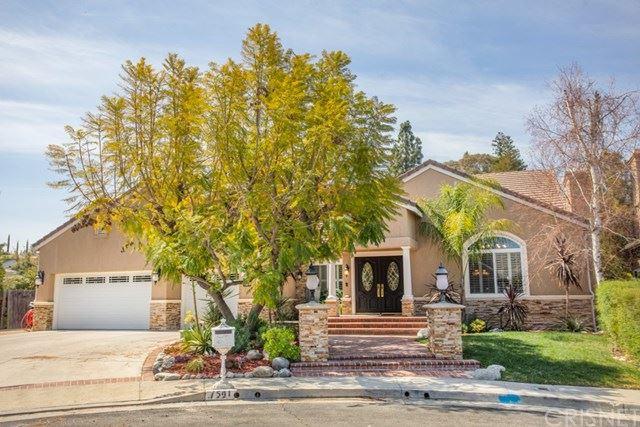7501 Ashton Court, West Hills, CA 91304 - MLS#: SR21072276