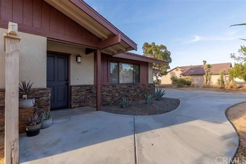 Photo of 58350 Bonanza Drive, Yucca Valley, CA 92284 (MLS # JT20068277)
