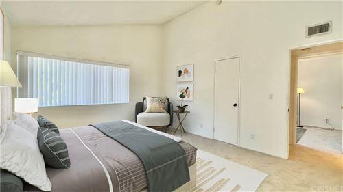 Tiny photo for 8458 Langdon Avenue #6, North Hills, CA 91343 (MLS # SR21190277)