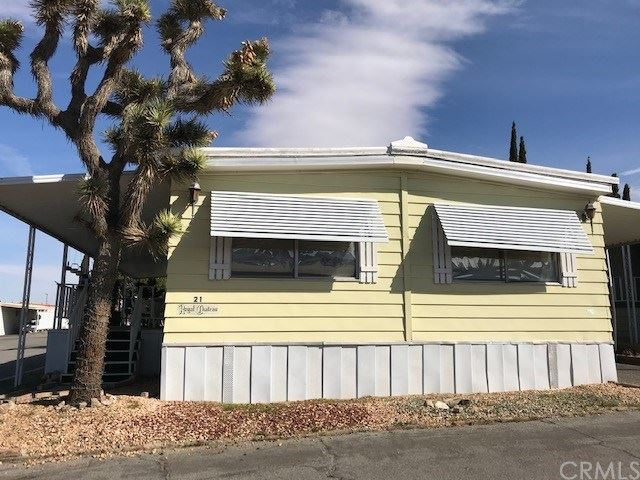 7425 Church Street #21, Yucca Valley, CA 92284 - MLS#: JT20055277