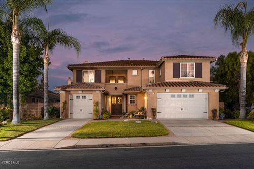 Photo of 4566 Silverbell Circle, Moorpark, CA 93021 (MLS # 220007278)