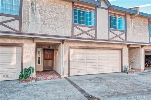 Photo of 13921 Kornblum Avenue #12, Hawthorne, CA 90250 (MLS # IV21012278)
