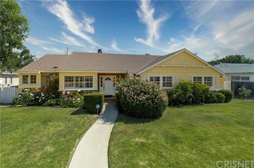 Photo of 16818 Calahan Street, Northridge, CA 91343 (MLS # SR21126278)