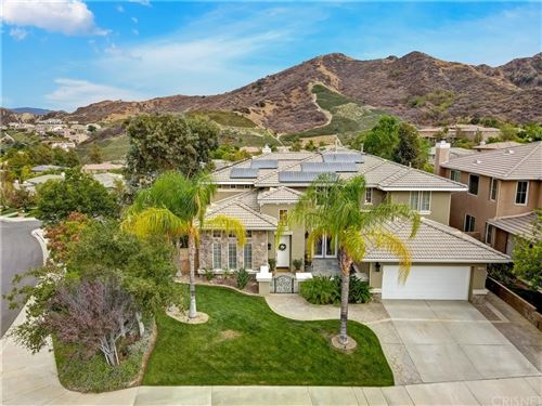 Photo of 25902 Verandah Court, Stevenson Ranch, CA 91381 (MLS # SR21220278)
