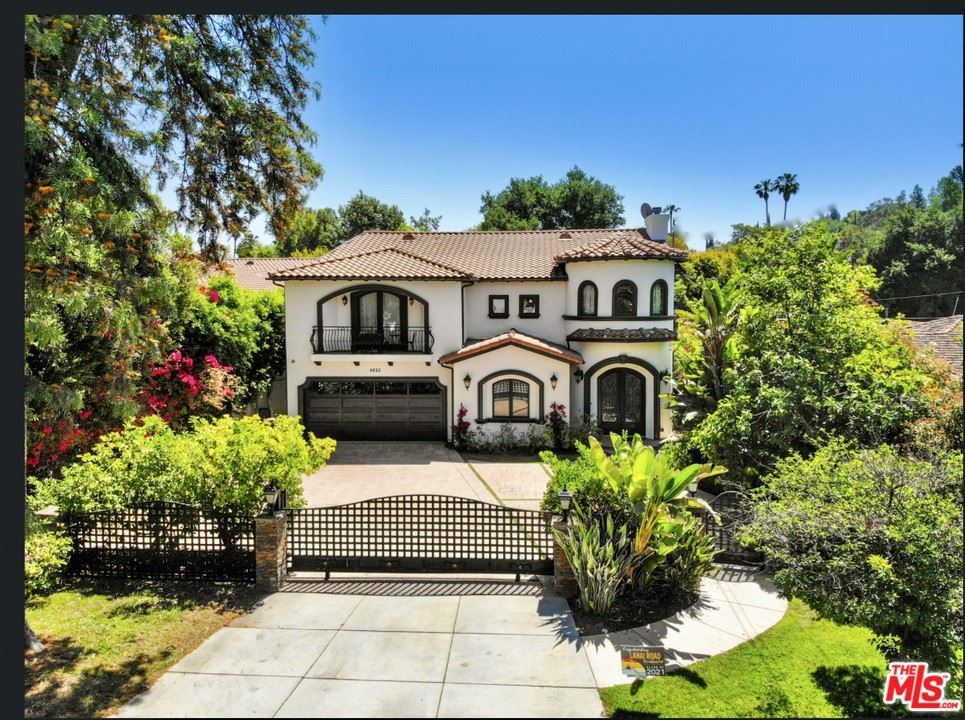 4622 Hayvenhurst Avenue, Encino, CA 91436 - MLS#: 21743278