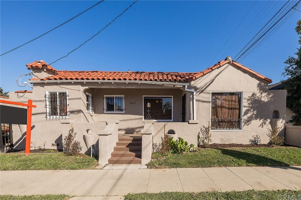 8462 S Denker Avenue, Los Angeles, CA 90047 - MLS#: DW21215278