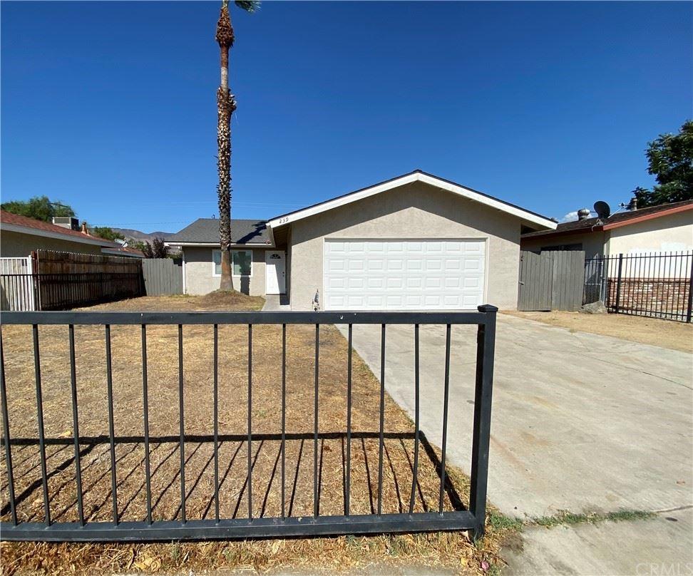 239 N Scovell Avenue, San Jacinto, CA 92583 - MLS#: IV21197278