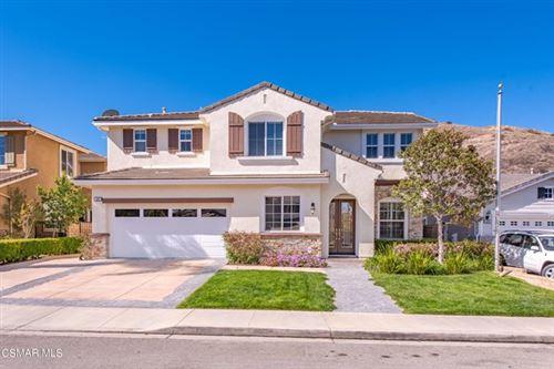 Photo of 1567 Hidden Ranch Drive, Simi Valley, CA 93063 (MLS # 221002279)