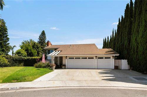 Photo of 9832 Mistletoe Avenue, Fountain Valley, CA 92708 (MLS # OC21137279)