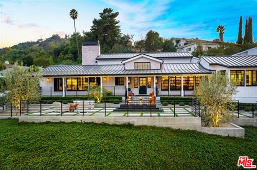 Photo of 14820 Valley Vista Boulevard, Sherman Oaks, CA 91403 (MLS # 20652280)