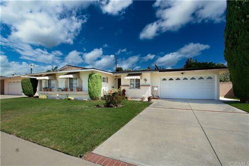 Photo of 13782 La Vaughn Drive, Garden Grove, CA 92844 (MLS # OC21203280)
