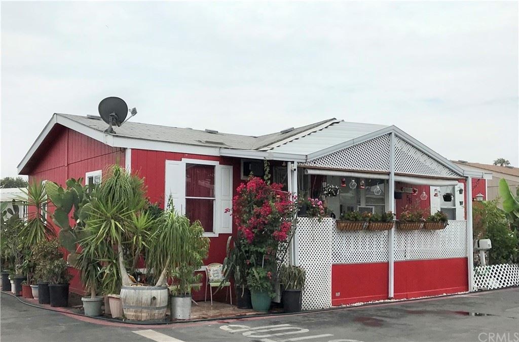 Photo of 1850 W Orangethorpe Avenue #56, Fullerton, CA 92833 (MLS # PW21164280)