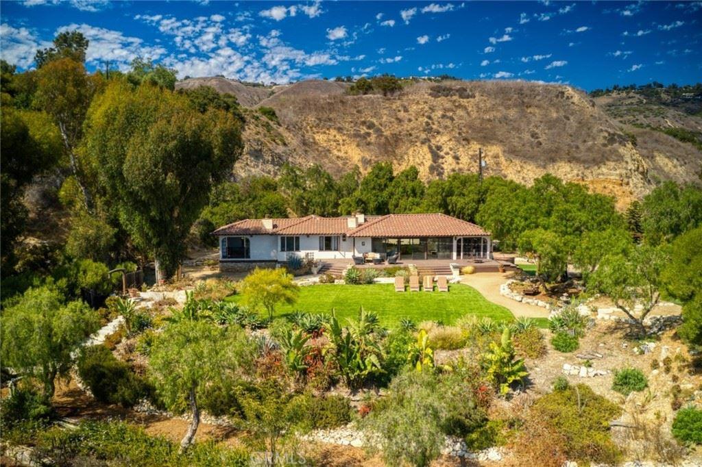 1 W Pomegranate Road, Rancho Palos Verdes, CA 90275 - MLS#: SB20169280