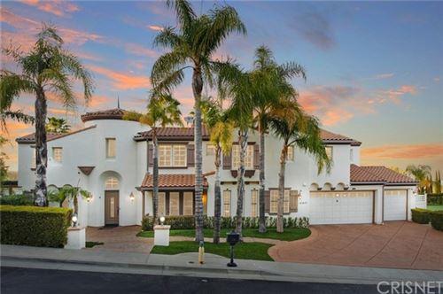 Photo of 18827 Carmel Crest Drive, Tarzana, CA 91356 (MLS # SR21079281)