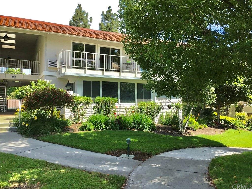 829 VIA ALHAMBRA #P, Laguna Woods, CA 92637 - MLS#: OC21125281