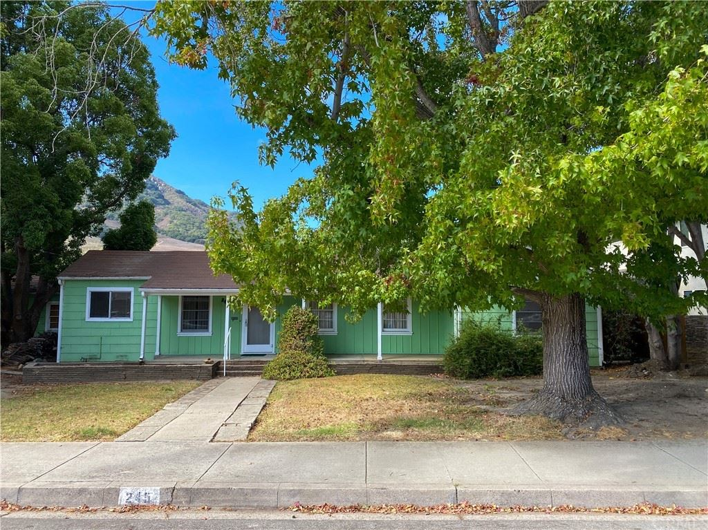 245 Lincoln, San Luis Obispo, CA 93405 - MLS#: SC21223281
