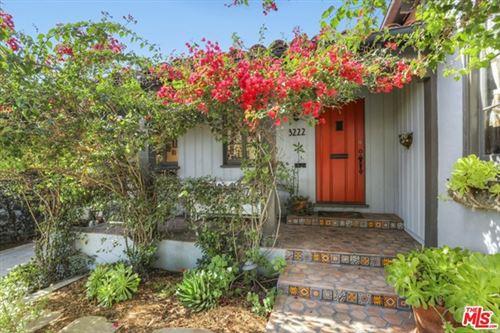 Photo of 3222 Ettrick Street, Los Angeles, CA 90027 (MLS # 21703282)