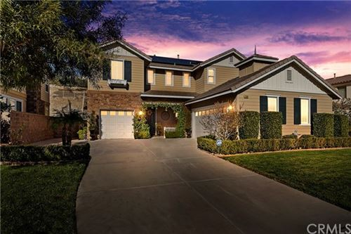 Photo of 12360 Macon Drive, Rancho Cucamonga, CA 91739 (MLS # CV21014282)