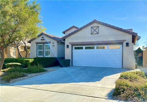 Photo of 26203 Desert Rose Lane, Menifee, CA 92586 (MLS # PW21004282)