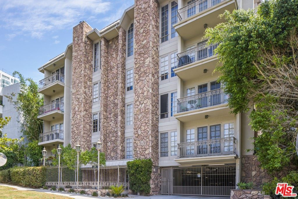 Photo of 1260 S Beverly Glen Boulevard #401, Los Angeles, CA 90024 (MLS # 21765282)